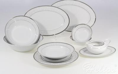 Serwis obiadowy bez wazy dla 12 os. 44 części - e606 yvonne