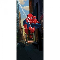 Fototapeta spider-man 90x202cm spiderman