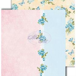 Ozdobny papier 30,5x30,5 cm - Flower Harmony 06 - 06