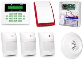 Alarm satel ca-5 lcd, 3xaqua plus, dg-1 co, syg. zew. sp-4001 - możliwość montażu - zadzwoń: 34 333 57 04 - 37 sklepów w całej polsce