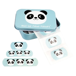Plastry opatrunkowe 30 szt., panda miko, rex london - panda miko