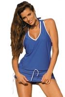 Sukienka plażowa marko elsa arabesco m-313 2