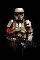 Star wars gwiezdne wojny szturmowiec - plakat premium wymiar do wyboru: 29,7x42 cm