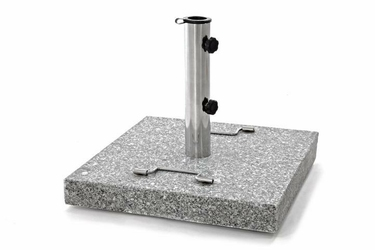 Podstawa pod parasol 30 kg granitowa, stojak