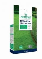 Chwastox nowy trio 390 sl – zwalcza chwasty na trawniku – 20 ml ziemovit