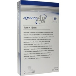 Aquacel ag 1x45cm tamponade mit verstärkungsfasern