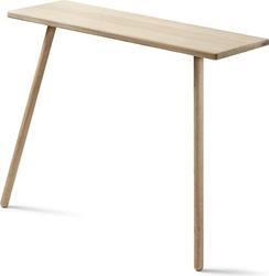 Stolik przyścienny georg naturalne drewno