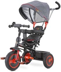 Toyz buzz red rowerek trzykołowy z obracanym siedziskiem + prezent 3d