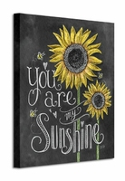 Sunshine - Obraz na płótnie