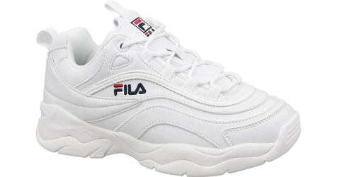 Fila ray low 1fg white 43 biały