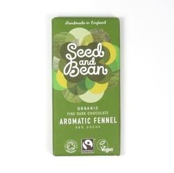 Promocja seedbean | czekolada gorzka 58 koper włoski | organic - fairtrade