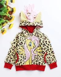 Bluza dla dziewczynki my little pony z grzywą i skrzydełkami 714