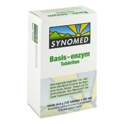 Basis enzym tabletki