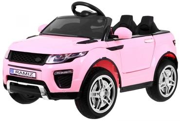Rapid racer eva różowy auto dla dziecka na akumulator + pilot