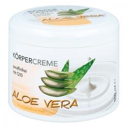 Aloe vera q10 krem do ciała