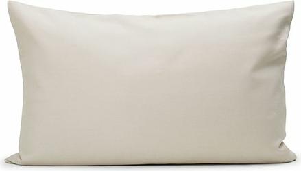 Poduszka dekoracyjna Skagerak 50 x 80 cm kremowa