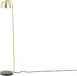 Lampa podłogowa grant mosiądz