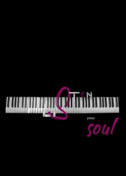 Listen your soul - plakat wymiar do wyboru: 29,7x42 cm
