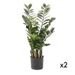 Sztuczna roślina foler 55x55 cm