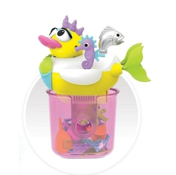 Zabawka do kąpieli yookidoo - odrzutowa kaczka syrenka