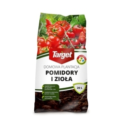 Ziemia podłoże do pomidorów i ziół – domowa plantacja – 20 l target