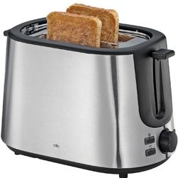 Toster stalowy na dwa tosty classic cilio ci-492620