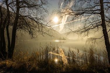 Fototapeta dzikie jezioro fp 2099