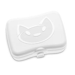 Pudełko na lunch Miaou białe