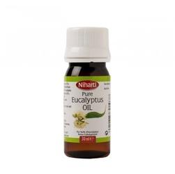 100 czysty olejek eukaliptusowy eucalyptus oil 30ml niharti