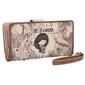 Anekke jungle portfel z paskiem 9028 nn
