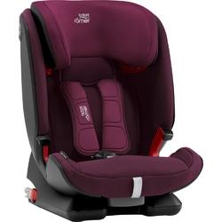 Britax romer advansafix iv m burgundy red fotelik 9-36 kg + mata