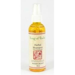 Ziołowy szampon z odżywką do włosów drzewo sandałowe 100ml song of india