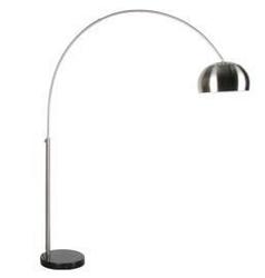 Zuiver :: lampa podłogowa metal bow