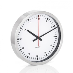 Zegar śr. 30 cm era, biały blomus b63210
