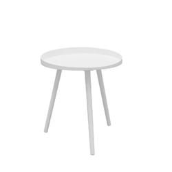 Stolik etoile biały s - biały