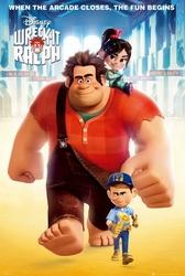 Wreck it Ralph Teaser - plakat