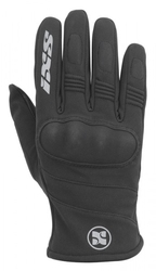 Ixs rękawice tekstylne gara black