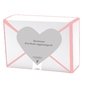 Herbaciana przesyłka z sercem - różowa 18 smaków po 5g,8g - prezent podarunek dla zakochanych z herbatą wysokiej jakości