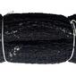 Siatka do badmintona czarna netex