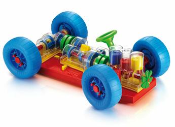 Samochód do składania discovery car