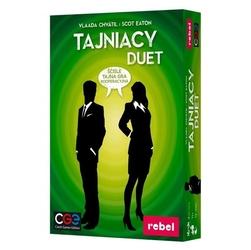 Tajniacy duet. gra towarzyska rebel 11184