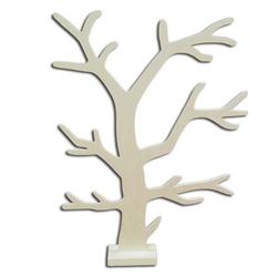 Ozdobne drzewo na biżuterię 30x21 cm
