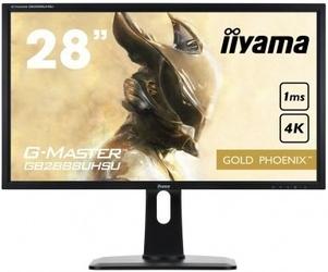 Iiyama monitor 28 gb2888uhsu-b1 gold phoenix 4k dphasspeakersusb