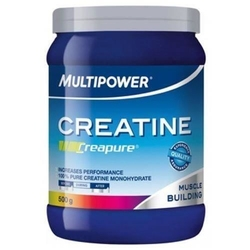 Multipower pure creatine powder - 500g