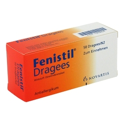 Fenistil tabl.ueberzogen