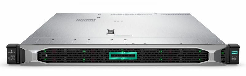 Hewlett packard enterprise serwer dl360gen10 4208 1p 16g 4lff p19776-b21