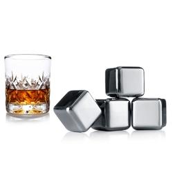 Stalowe kostki chłodzące do whiskey vacu vin vv-18603606