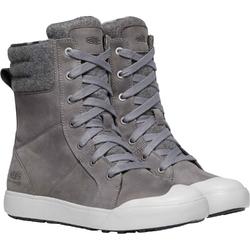 Buty miejskie damskie keen elena boot - szary