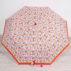 Parasol składany doppler pa136 pomarańczowy - pomarańczowy