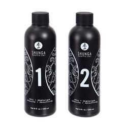 Sexshop - żel do masażu całym ciałem - shunga massage gel masaż owocowy - online